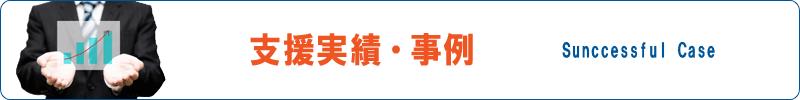 経営サポート株式会社の経営支援実績・事例集